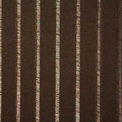 Panneaux Japonais Filtrant Chocolat Rayure Transparente 4455