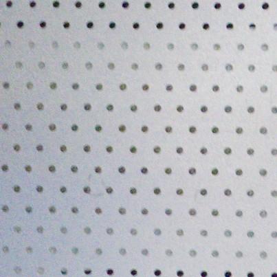 Store Vénitien Aluminium Gris Alu Perforé 1104